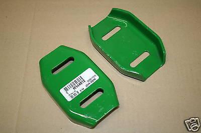 John Deere1128dde 1128de 1332dde 542d 724d 826d 924de Double Sided Skid Shoes