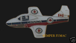 Canadian-Forces-Snowbirds-HAT-PIN-CT-114-Tutor-AIRSHOW-THUNDERBIRDS-BLUE-ANGELS