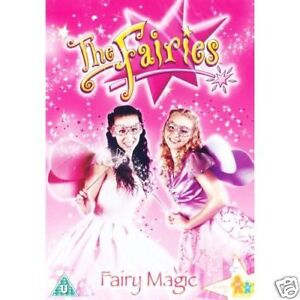 The Fairies - Fairy Magic (DVD) Nick Jr. NEW
