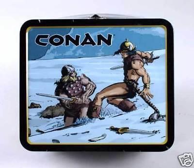 Conan Lunchbox Barry Windsor-smith Robert E. Howard Lunch Box