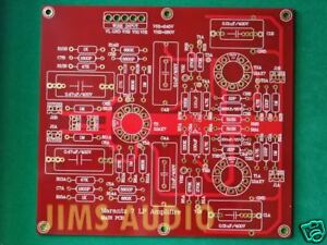 Tube-phono-RIAA-stereo-pre-amplifier-PCB-Marantz-model-7C