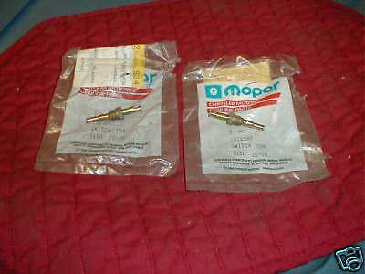NOS MOPAR 1967-68-69  DOOR JAMB SWITCHES ALL MODELS