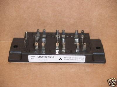 New Lot Of 10pcs Qm15td-h Mitsubishi Igbt Module Qm15tdh