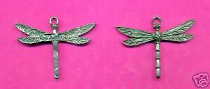 12 wholesale lead free pewter dragonfly pendants 5147