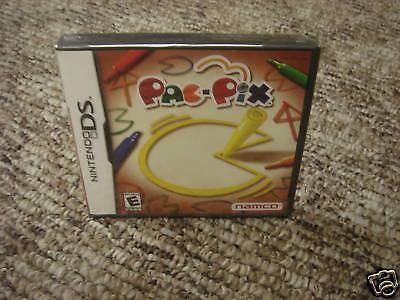 Pac-pix (nintendo Ds, 2005)