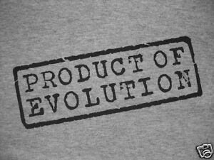 034-Product-of-Evolution-034-T-Shirt-Darwin-Athiest
