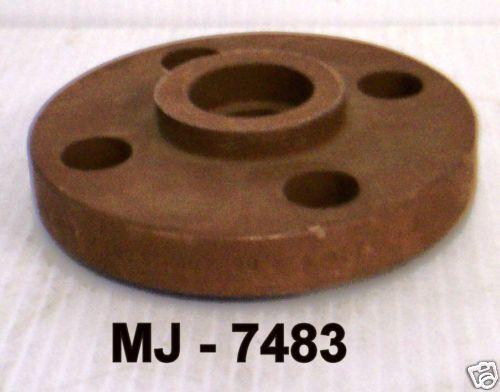 """Nucraloy 1"""" Steel Pipe Flange - P/N: 5000S4823-64496 (NOS)"""