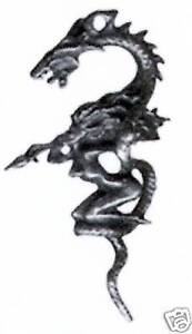 12 wholesale pewter lady on serpent pendants 5068