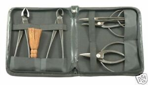 7 PIECE BONSAI TOOL SET - BONSAI TOOL KIT - BONSAI TOOLS
