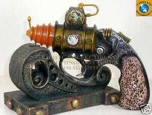 NEW-THE-C-O-D-COOL-STEAMPUNK-DISPLAY-FIGURINE-STATUE