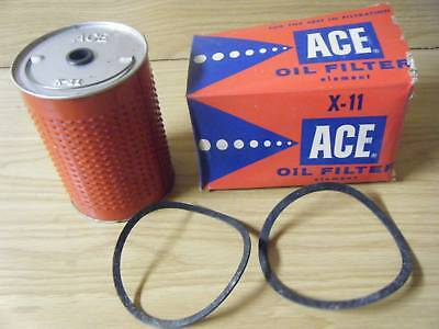 39 40 41 42 Buick New Oil Filter Element Cartridge Replaces AC P112 P-112