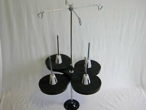 1-Set-4-Spool-Thread-Stand-Industrial-Sewing-Machine