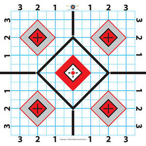 100-Yard-Rifle-Paper-Target-Great-for-Sighting-in-Scope-8-inch-100-sheets