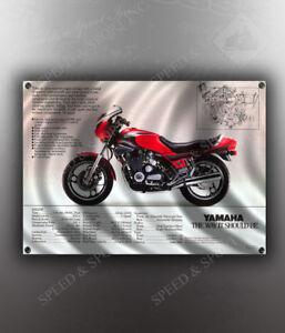 VINTAGE-YAMAHA-SECA-900-MOTORCYCLE-BANNER