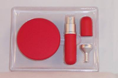 Perfume Atomizer-funnel-compact Double Mirror Gift Set