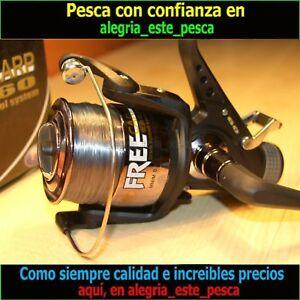 CARRETE-DE-PESCA-BAIT-RUNNER-FREE-CARP-60-CARP-FISHING