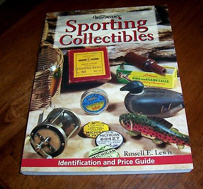 Sporting Collectibles Lures Lure Decoys Decoy Hunter Fish Hunting Fishing Book