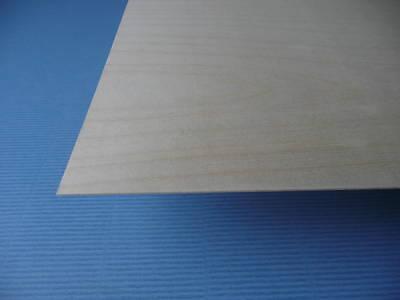 Sperrholz FLUGZEUGSPERRHOLZ  BIRKE  1mm  100x30cm
