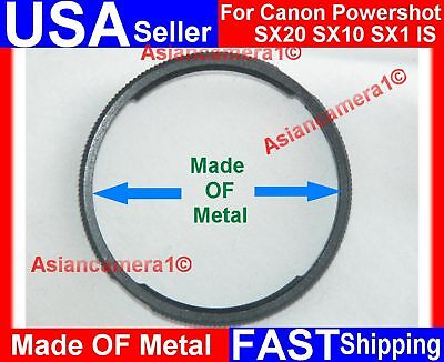 Lens Adapter Ring For Canon Powershot Sx20 Sx10 Sx1 Is