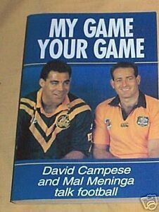 RUGBY-LEAGUE-UNION-BOOK-DAVID-CAMPESE-and-MAL-MENINGA