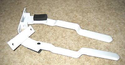 Utility Trailer Aluminum Latch Handles 2pc Lot