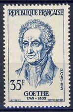 STAMP / TIMBRE FRANCE NEUF N° 1138 * WOLFGANG VON GOETHE / NEUF CHARNIERE
