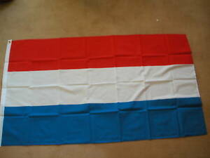 NETHERLANDS HOLLAND DUTCH FLAG 3 x 2 BRAND NEW EYELETS
