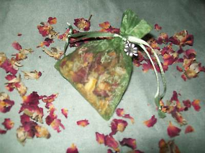 Luck sachet, VERY POWERFUL, wiccan, pagan, witch