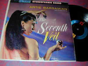 Artie Barsamian And His Orchestra More Belly Dance Music Of The Middle East
