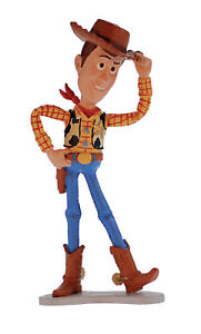 Detalles de Figurine DISNEY PIXAR Toy Story 3 WOODY 10 cm Neuve