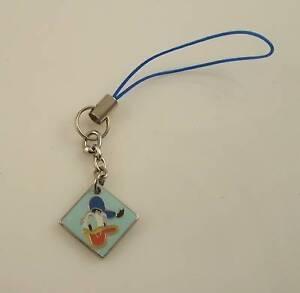 Donald-Duck-Cell-phone-charm-purse-Disneyland-Disney