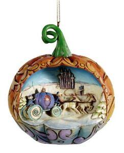 Disney Traditions Cinderella Pumpkin Ornament 13195