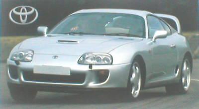Nissan Skyline vs. Toyota Supra  Road Test Brochure
