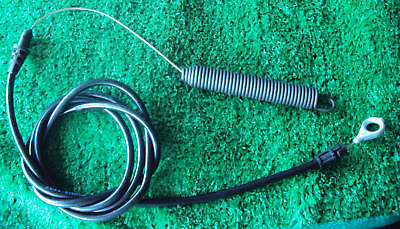 CRAFTSMAN OEM RIDING MOWER CLUTCH CABLE 408714 435111 & FITS POULAN HUSQVARNA