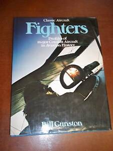 034-FIGHTERS-034-BILL-GUNSTON-1981-AVIONS-DE-COMBAT