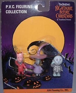 NIGHTMARE-BEFORE-CHRISTMAS-PVC-Figurine-Collection