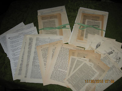 Vintage-Paper-assortment-French-Altered-Art-Craft