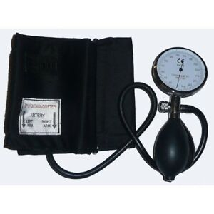 One-hand-Blood-Pressure-Cuff-w-D-ring-large-adult-size