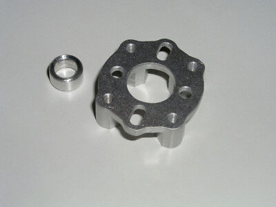 Parkzone P-51d Mustang Motor Mount For Turnigy 3536