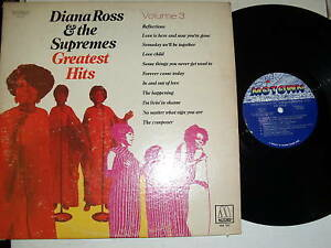 Diana Ross Motown's Greatest Hits Records, Vinyl and CDs ...  |Motowns Greatest Hits Diana Ross