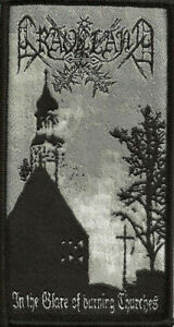 GRAVELAND-In-The-Glare-of-Burning-Churches-Patch