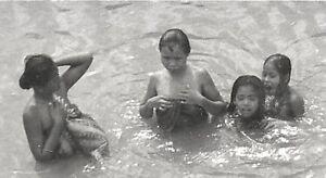 Java-rppc-nude-Women-Girls-bathing-Laundry-Indonesia-20s