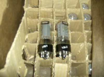 New matched pair 6L6GC vacuum tubes $11.99/pair on Rummage
