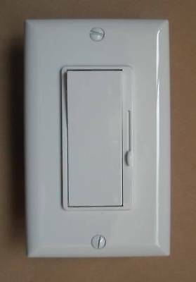 Magnetic Low Voltage Switch Dimmer Fits Diva Dvlv-600p 603 Led S Pole 3way White