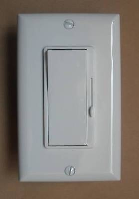 Magnetic Low Voltage Switch Dimmer Fits Diva Dvlv-600p Led Single Pole White