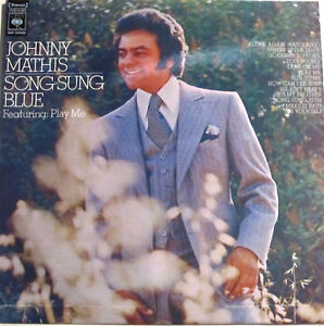 JOHNNY-MATHIS-Song-Sung-Blue-LP-Album-1972