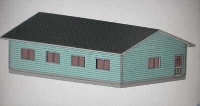 24 39 x 36 39 garage shop plans materials list blueprints plan for Garage material list