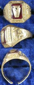 Ring-10K-Solid-Gold-7-1953-Scott-Township-High-School