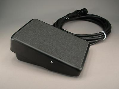12' Htp Tig Welder Foot Pedal Amptrol Remote Amperage Control Lincoln K870 6 Pin