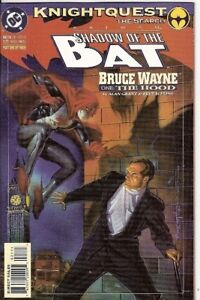 BATMAN: SHADOW OF THE BAT #21 (DC) 1992